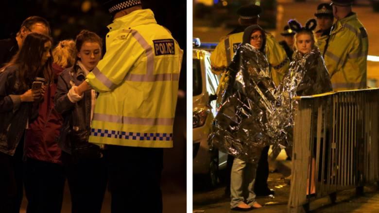 Έκρηξη σε συναυλία στο Μάντσεστερ – Νεκροί και τραυματίες (pics & vid)