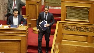 Αλέξης Τσίπρας και Κυριάκος Μητσοτάκης καταδίκασαν την επίθεση στο Μάντσεστερ