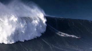 Γιγάντιο κύμα ύψους σχεδόν 20μ. νότια της Νέας Ζηλανδίας