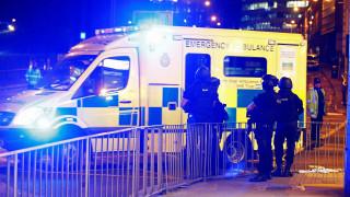 Αρχηγοί κρατών και κυβερνήσεων καταδικάζουν την τρομοκρατική επίθεση στο Μάντσεστερ
