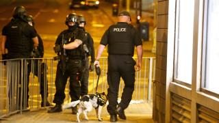 Φωτογραφίες από την τρομοκρατική επίθεση στο Μάντσεστερ