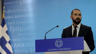 Τζανακόπουλος: Θέλουμε μια καθαρή λύση για το χρέος