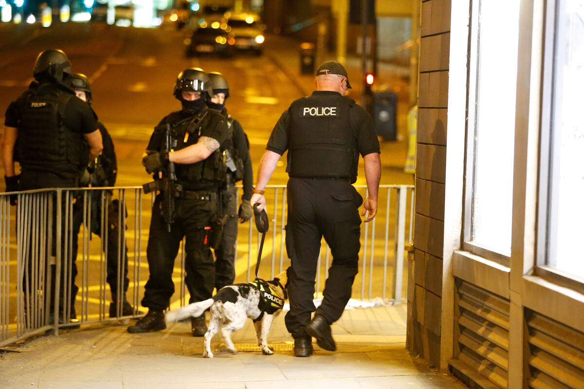 2017 05 23T015556Z 303456959 RC14E0832580 RTRMADP 3 BRITAIN SECURITY MANCHESTER