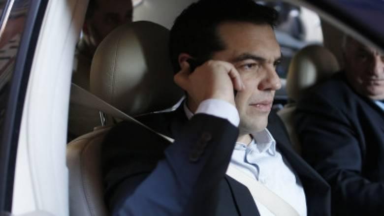 Αποκαλύψεις για το παρασκήνιο του Eurogroup - Το τηλεφώνημα Τσίπρα σε Τσακαλώτο