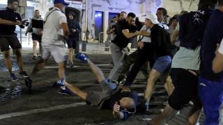 Κύπρος: Όχημα παρασύρει πεζό κατά τη διάρκεια επεισοδίων μεταξύ οπαδών (pics+vid)