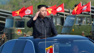 Μπαλόνια... τα ιπτάμενα αντικείμενα που έστειλε στη Νότια Κορέα ο Κιμ Γιονγκ Ουν