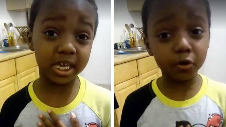 «Φοβάμαι»: Ένας 6χρονος κάνει έκκληση να σταματήσει «η βία των όπλων»