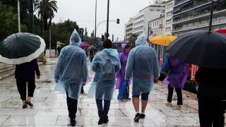 Καιρός: Σε ποιες περιοχές θα σημειωθούν καταιγίδες