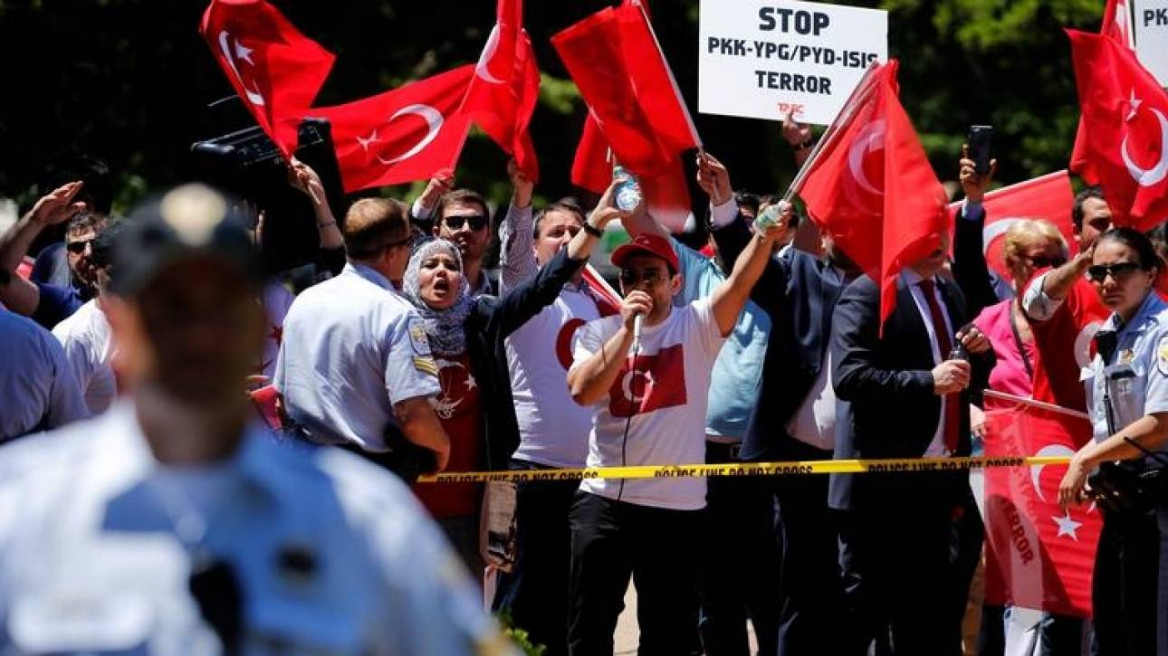 Αμερικανοί βουλευτές ζητούν καταδίκη της Τουρκίας για τα επεισόδια στην Ουάσιγκτον