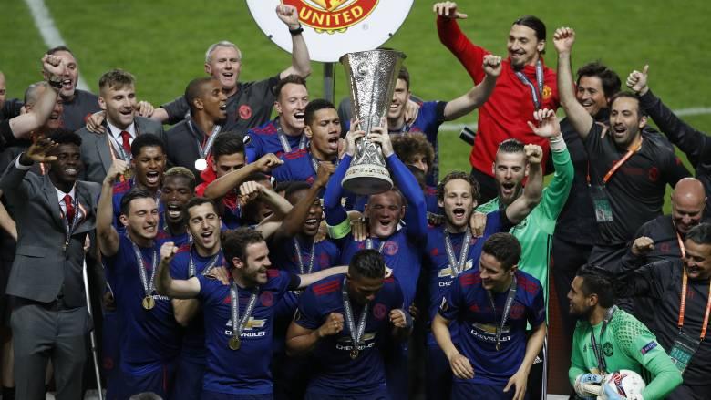 Europa League: Σήκωσε το τρόπαιο η Μάντσεστερ Γ. στον τελικό με τον Άγιαξ