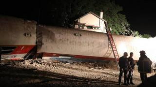 ΟΣΕ: Αποκαταστάθηκαν οι ζημιές στο Άδενδρο μετά το δυστύχημα
