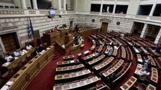 Αλλαγές σε άρθρο του νομοσχεδίου με τα μέτρα και αντίμετρα ζητούν βουλευτές του ΣΥΡΙΖΑ