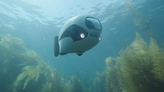 BIKI: Το τηλεχειριζόμενο υποβρύχιο «ψάρι» που κατακτά τους ωκεανούς (pics+vid)