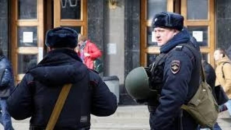 Ρωσία: Συνελήφθησαν μέλη του Ισλαμικού Κράτους που σχεδίαζαν επιθέσεις σε μέσα μαζικής μεταφοράς