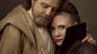 40 χρόνια Star Wars: Το Vanity Fair αποτίει φόρο τιμής με τη Λέϊα