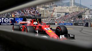 F1: «Πέταγαν» οι Ferrari στο Μόντε Κάρλο (vid)