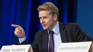 «Μετακινούμενες» οι δόσεις του ΔΝΤ εάν εφαρμοστεί το σχέδιο Σόιμπλε