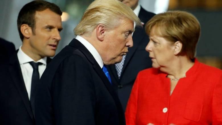 Ντ. Τραμπ: Οι Γερμανοί είναι πολύ κακοί...