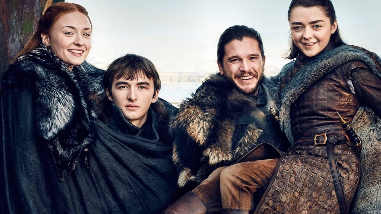 Game of Thrones: Oι Σταρκ ξανά εν τη ενώσει! (vid)