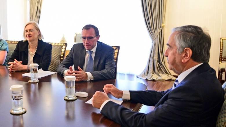 Άιντε για Κυπριακό: Δεν υπάρχει βάση για συνέχιση της διπλωματίας του πήγαινε - έλα