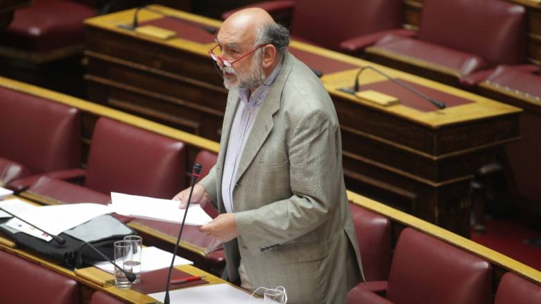 Ο Συρμαλένιος διαψεύδει την επίμαχη φράση κατά της Ασημακοπούλου