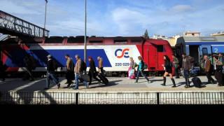 ΤΡΑΙΝΟΣΕ: Χωρίς τρένα για τρεις μέρες η χώρα