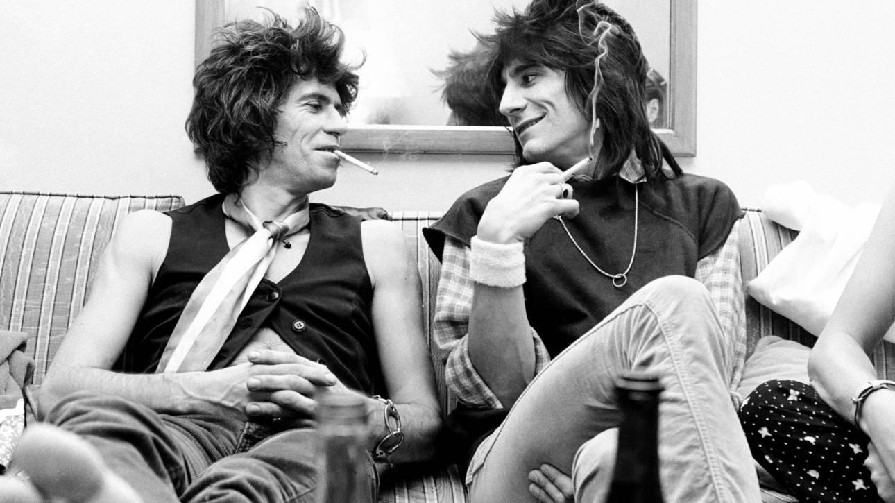 Rolling Stones: Ο Kιθ Ρίτσαρντς δημοπρατείται & ο Ρόνι Γουντ νοσηλεύεται