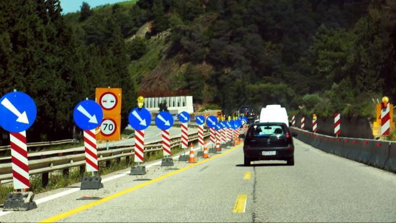 Πάτρα: Κυκλοφοριακές ρυθμίσεις στον αυτοκινητόδρομο Κορίνθου-Πατρών