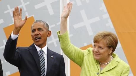 Μπαράκ Ομπάμα: Μετά την ομιλία στην Πύλη του Βραδεμβούργου, γκολφ στη Σκωτία
