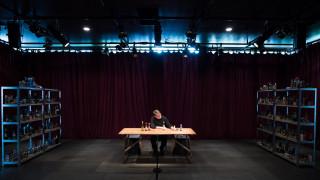 Φεστιβάλ Αθηνών: «Όλος ο Σαίξπηρ σε ένα τραπέζι» μας χορταίνει δράμα