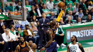NBA: «Μύθος» ο Λεμπρόν, ξεπέρασε τον Τζόρνταν - Ώρα τελικών (vid)