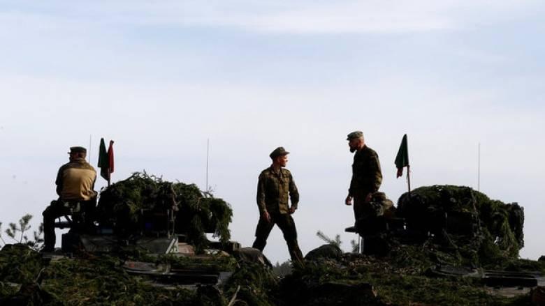 Δυνάμεις του ΝΑΤΟ θα περάσουν από τη βόρεια Ελλάδα