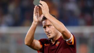 Serie A: Τελευταίο χειροκρότημα στη Ρόμα για τον αρχηγό Φραντσέσκο Τότι (vid)