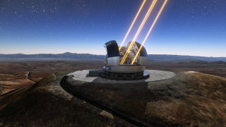 Επανάσταση στην αστρονομία: Άρχισε η κατασκευή του μεγαλύτερου τηλεσκοπίου στον κόσμο (Vid)