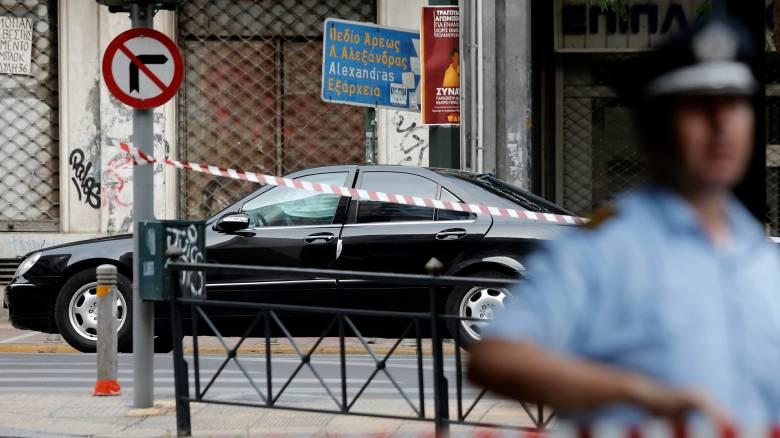 Διεύθυνση αποστολής το Κολωνάκι είχε ο τρομοφάκελος στον Λουκά Παπαδήμο