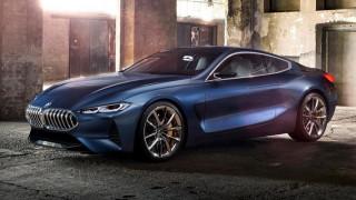 Μετά από 20 χρόνια η BMW θα έχει και πάλι μια σειρά 8 στη γκάμα της