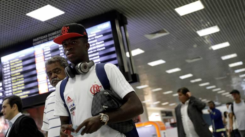 Βινίσιους Τζούνιορ:  Στη Ρεάλ Μαδρίτης ο «νέος Νεϊμάρ» της Βραζιλίας(vid)