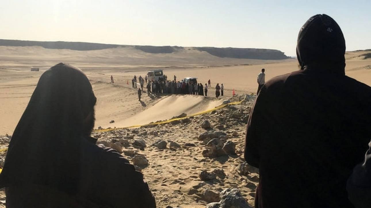 O ISIS ανέλαβε την ευθύνη για την πολύνεκρη επίθεση στην Αίγυπτο