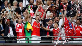 FA Cup: Η Άρσεναλ κέρδισε 2-1 στον τελικό του Κύπέλλου την Τσέλσι (vid)