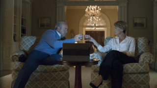 House of Cards: Ο Κέβιν Σπέισι υπόσχεται περισσότερο τρόμο στο νέο κύκλο