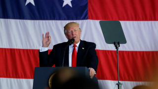 Ικανοποίηση Τραμπ για τα αποτελέσματα της πρώτης του περιοδείας στο εξωτερικό