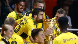 Κύπελλο Γερμανίας: Η Ντόρτμουντ κέρδισε 2-1 στον τελικό την Άϊντραχτ (vid)