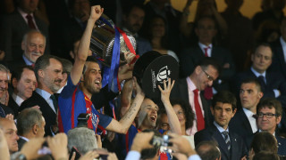 Μπαρτσελόνα και Παρί αναδείχθηκαν Κυπελλούχοι σε Ισπανία και Γαλλία (vid)