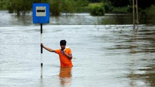 Σρι Λάνκα: Τραγικός ο απολογισμός από τις κατολισθήσεις και τις πλημμύρες (pics)