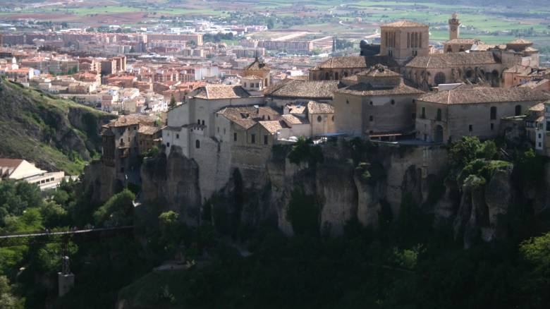 Cuenca: Η μεσαιωνική πόλη του «Δον Κιχώτη» με τους «ουρανοξύστες» της (vid)