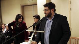 Ζαχαριάδης: Λεκτική υπερβολή τα περί συγκυβέρνησης με την τρόικα