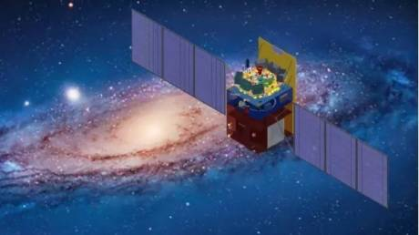 Έρχεται το κινεζικό διαστημικό τηλεσκόπιο ακτίνων-Χ (Pic+Vid)