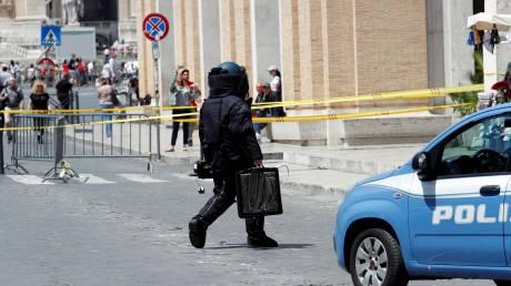Απενεργοποιήθηκε τρομο-δέμα στο Μιλάνο τον Μάρτιο - Ερευνούν σύνδεση με Πυρήνες της Φωτιάς