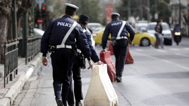 Κυκλοφοριακές ρυθμίσεις στην Αθήνα - Ποιοί δρόμοι θα είναι κλειστοί το βράδυ της Κυριακής