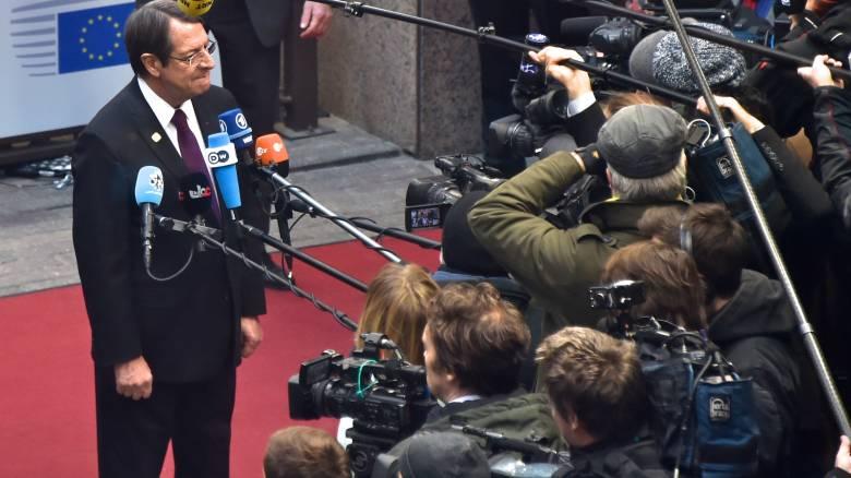 Ν. Αναστασιάδης: Η καλή μας πίστη έχει αποδειχθεί